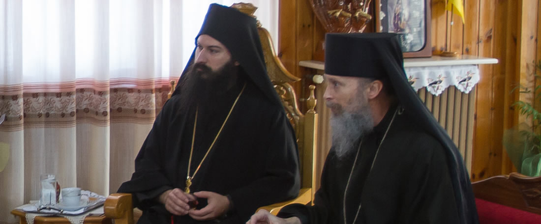 Metropolitan Demetrius Concludes His Trip in Greece