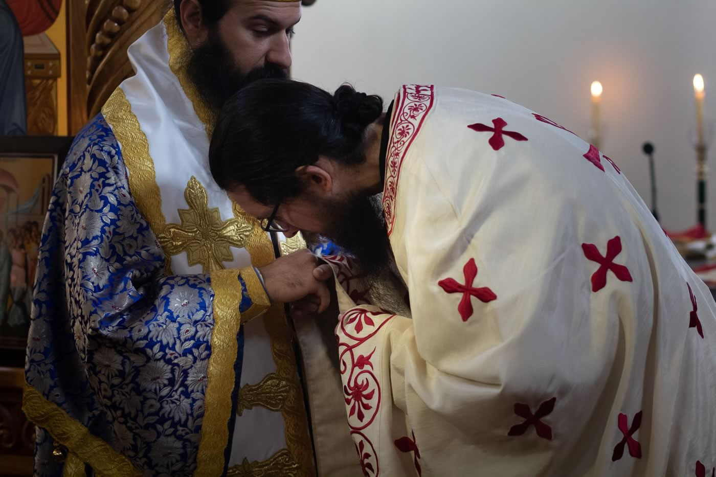 Ordination of Deacon Benedict to the Priesthood