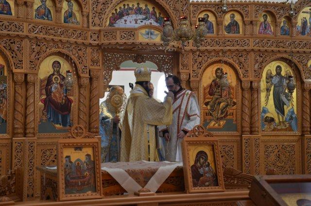 Nectarios Pittos Ordained Deacon